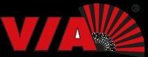 VIA Reisen Logo